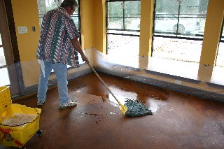 Concrete Staining Audio Book Learn How To Stain Concrete