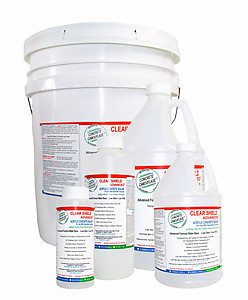 Clear Shield Advanced Concrete Sealer