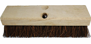 Straw Concrete Scrub Brush - $14.95