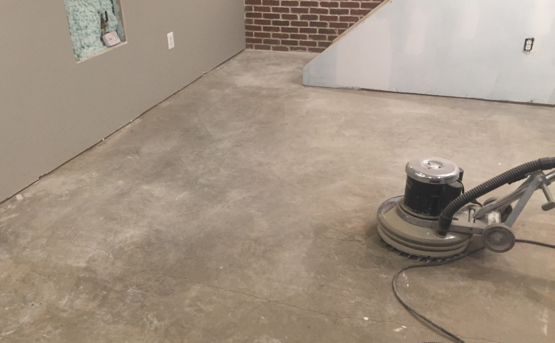 How To Remove Carpet Glue From Concrete Floor : Step By Step
