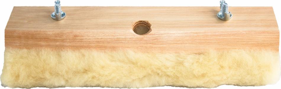 Lambswool Floor Wax Applicator
