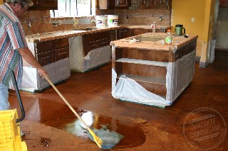 5 How to Neutralize Concrete Acid Stain