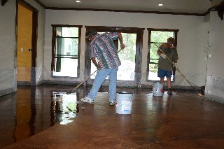 6 How to Seal Concrete Floors and Exterior