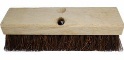 Essential Straw Concrete Scrub Brush